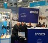 INDEN PHARMA asiste a Pharmapack Europe
