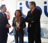 """Alejandro Morant, Diputado de Promoción y Desarrollo local de la provincia conoce el Proyecto """"Ibi, Espíritu Emprendedor"""""""