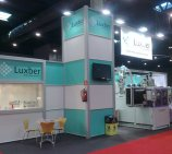 Luxber participa en la Feria Hispack 2012 con buenos resultados