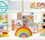 WOOMAX de COLORBABY, primera marca con el sello Comparte y Recicla