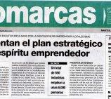 """El Periódico """"Ciudad de Alcoy"""" también estuvo presente en la presentación del acto """"Ibi, Espíritu Emprendedor"""""""