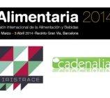 Cadenalia presenta su software Iristrace en la Feria Alimentaria 2014