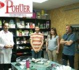 Estudiantes de Ingeniería visitan las instalaciones de Pohüer