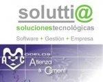 Las empresas ibenses Atienza & Climent y Soluttia Soluciones Tecnológicas firman un acuerdo de colaboración