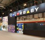 COLORBABY presentó en Intergift su catálogo de novedades para el verano 2018