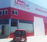 Ferrotall muestra su maquinaria en unas jornadas a puertas abiertas en Ibi