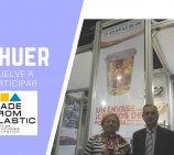POHUER participa en la segunda edición de Made From Plastic