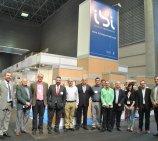 IbiLonjaVirtual es difundida en la Feria Internacional de Subcontratación de Bilbao