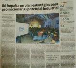 """Las Provincias: """"Ibi impulsa un plan estratégico para promocionar su pontencial industrial"""""""