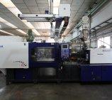 INYECTADOS MOLDUR adquiere una máquina de inyección de 200 Tn con robot