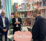 PAOLA REINA expone su potencial en Moscú