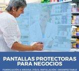 JOVIAN crea una línea de mamparas y pantallas protectoras faciales
