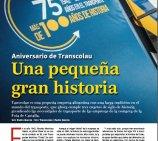 TRANSCOLAU, 75 AÑOS EN RUTA