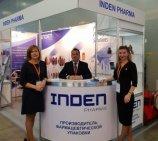 INDEN PHARMA regresa de Pharmtech tras presentar sus productos al mercado ruso