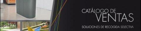 Cervic, especialista en papeleras y recogida selectiva, estrena catálogo