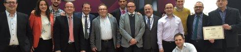 Varias empresas ibenses presentan sus novedades en ENOMAQ