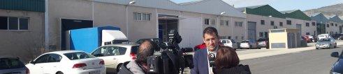 La televisión catalana se interesa por el potencial de las empresas de Ibi