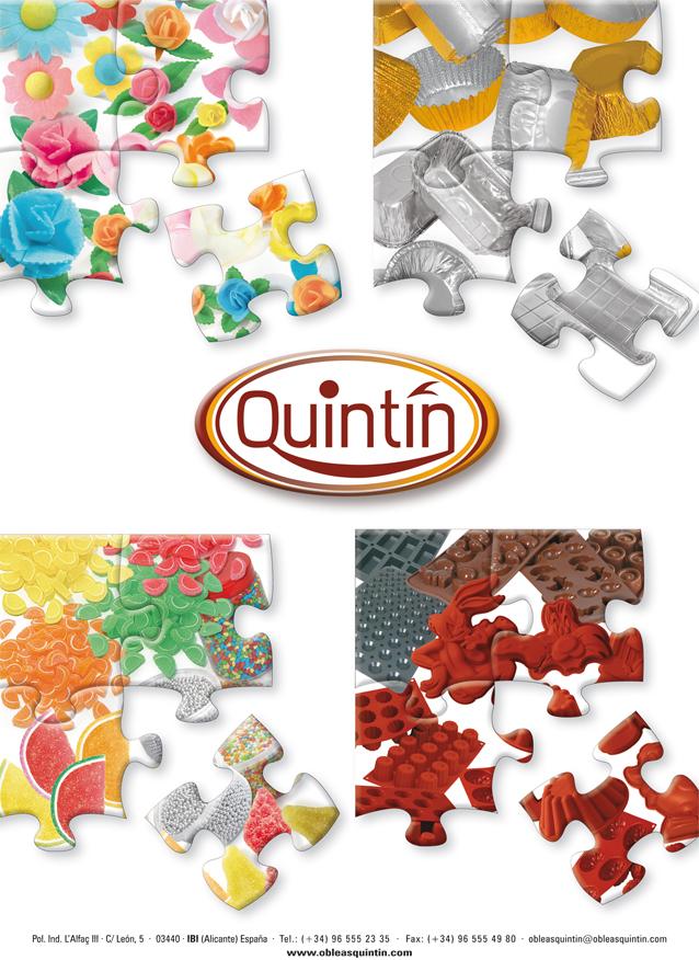 ObleasQuintin, en la fabricación de Oblea y Galleta para dulces