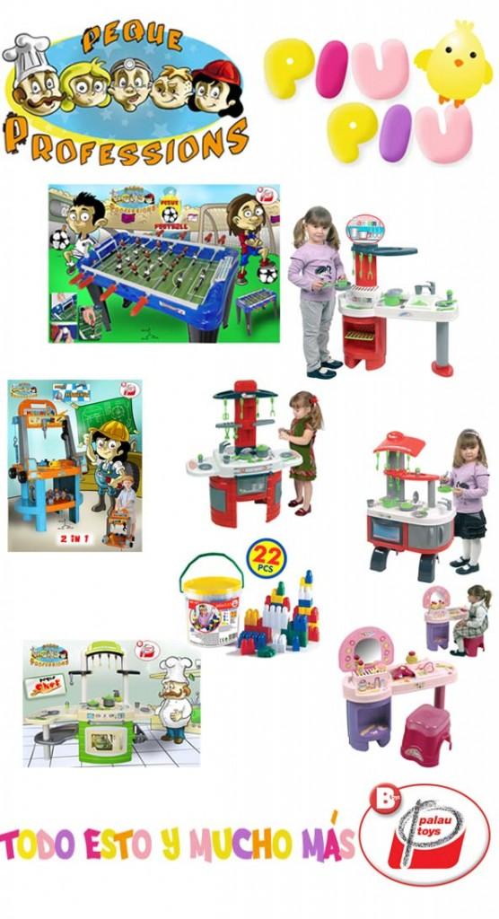 Nueva Línea de Juguetes, por Palau toys