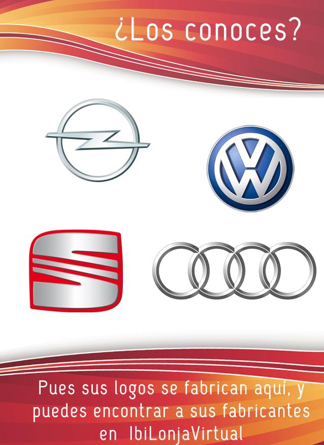 Fabricantes de las marcas de coches en Ibi
