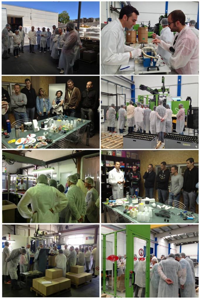 Pohüer recibe la visita de estudiantes de la Universidad de Valencia