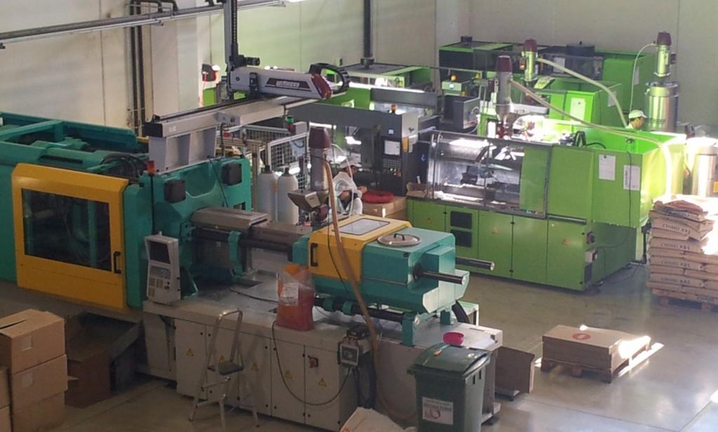 Vicedo-Martí, amplia y mejora sus instalaciones de inyección de plásticos