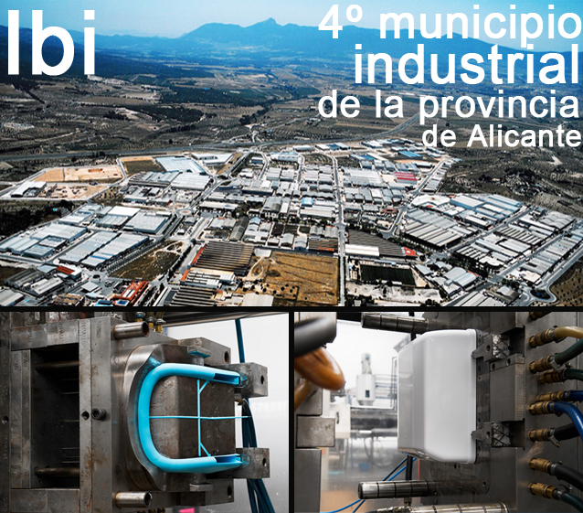 Ibi, 4º Municipio Industrial de la Provinca de Alicante