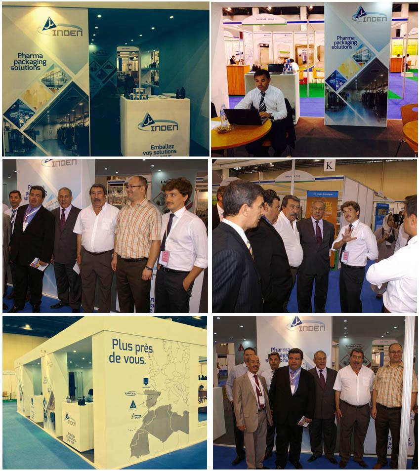 Reforzar el posicionamiento de Plásticos Inden en el mercado Argelino