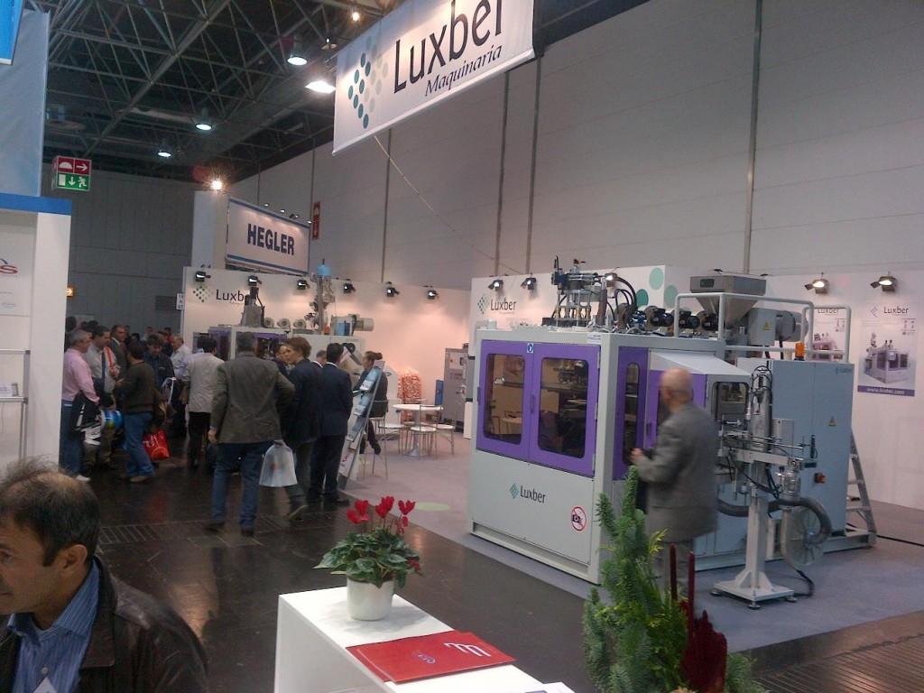 Luxber califica de éxito rotundo su participación en la Feria K 2013
