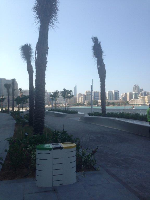 Cervic Environment en el nuevo centro de Negocio de Abu Dhabi