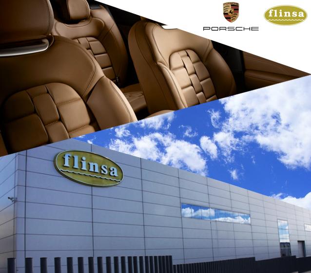 Flinsa Fabrica productos para Porsche