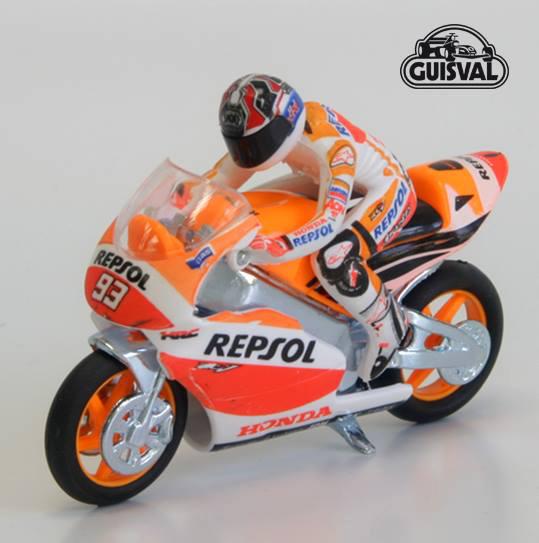 Moto en Miniatura de Marc Márquez