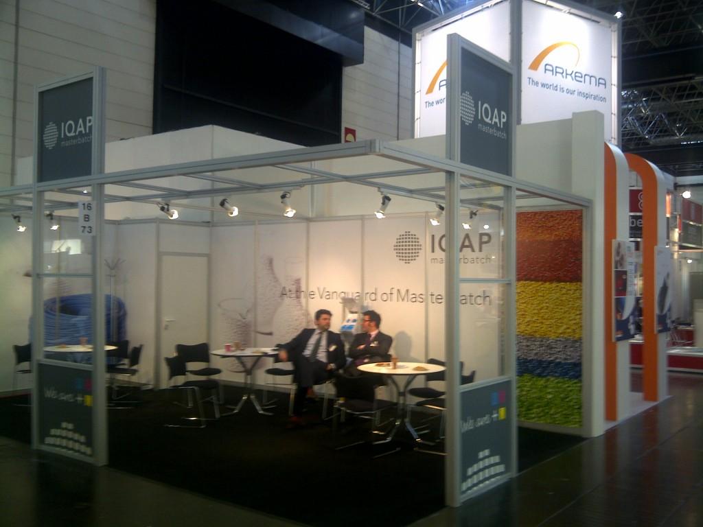IQAP Masterbatch presenta sus novedades para la industria del Cable en Alemania
