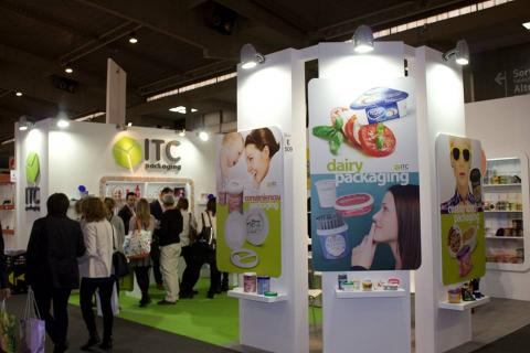 Stand de ITC Packaging