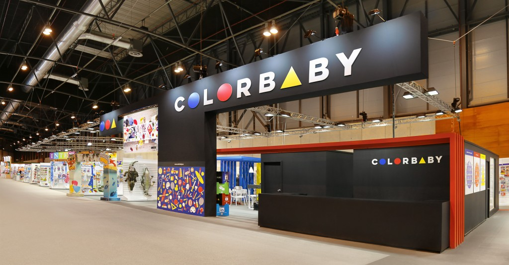 expositor colorbaby intergift febrero 2018